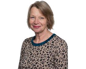 Patricia (Pat) Anne  Nuttall